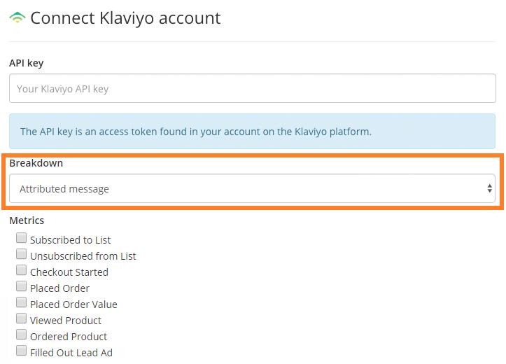 klaviyo-connect
