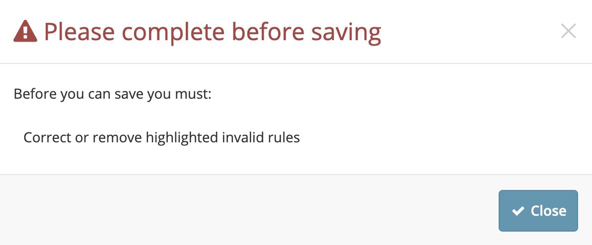 validation-error